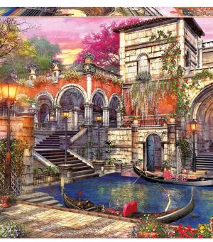 Venice Courtship - puzzel 3000 stuks - Educa 16320