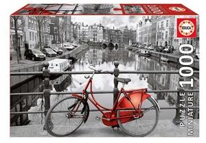 Amsterdam - puzzel 1000 stuks - Educa 14846