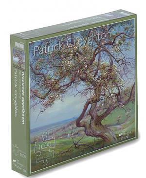 Bloeiende appelboom - puzzel 1000 stuks - Art Revisited 006