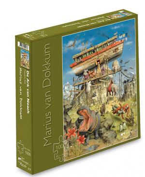 De Ark Van Noach - puzzel 1000 stuks - Art Revisited 017