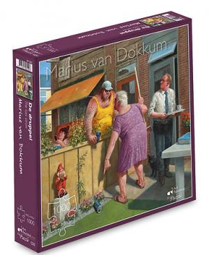 De druppel - puzzel 1000 stuks - Art Revisited 020