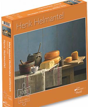 Het meest Hollandse stilleven - puzzel 1000 stuks - Art Revisited 024