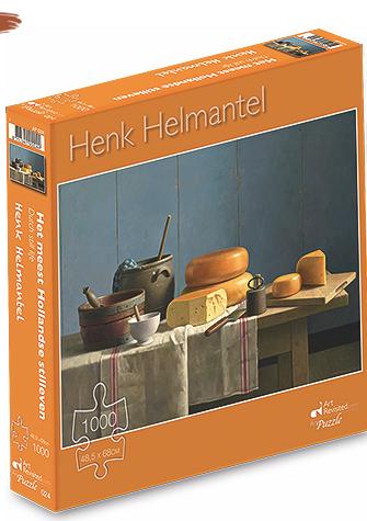 Het meest Hollandse stilleven – puzzel 1000 stuks – Art Revisited 024