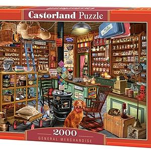 General Merchandise - puzzel 2000 stuks - Castorland 771-2