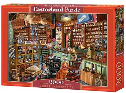 General Merchandise – puzzel 2000 stuks – Castorland 771-2