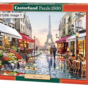 Flower shop - puzzel 1500 stuks - Castorland 288-2