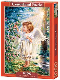 An angel's touch - puzzel 1000 stuks - Castorland 867-2
