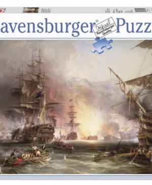 Het bombardement van Algiers - 3000 stuks - Ravensburger 170104