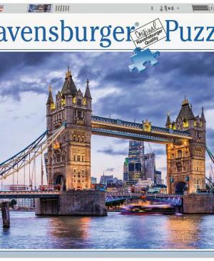 Londen, schitterende stad - 3000 stuks - Ravensburger