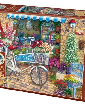 Pedals 'N' Petals - puzzel 275 stuks - Cobble Hill 88006