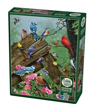 Birds of the Forest – puzzel 1000 stuks – Cobble Hill 80086