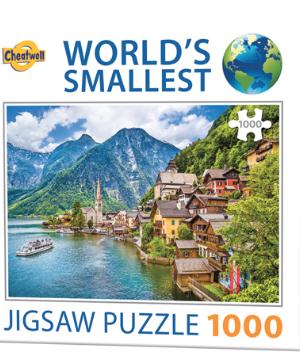 Hallstatt, Austria - puzzel 1000 stuks - World's smallest