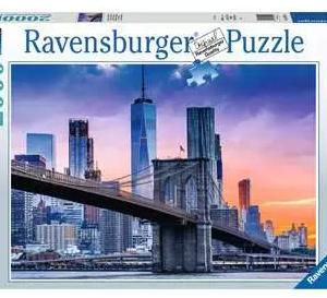 Van Brooklyn naar Manhattan 160112 - puzzel 1500 stuks - Ravensburger