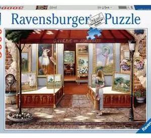 Gallery of fine arts 164660 - puzzel 3000 stuks - Ravensburger