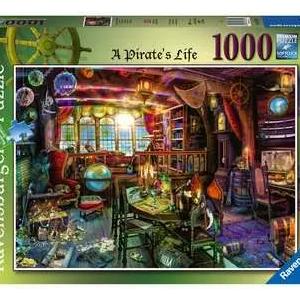 A pirate's life 167555 - puzzel 1000 stuks - Ravensburger