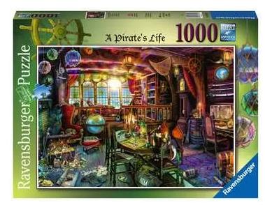 A pirate's life 167555 – puzzel 1000 stuks – Ravensburger
