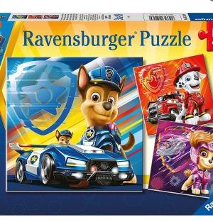 Chase, Marcus and Stella - puzzel 3x49 stuks - Ravensburger 052189