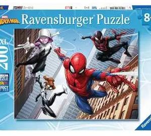 De kracht van de spin - puzzel 200 stuks - Ravensburger 126941