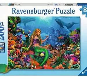 Koningin van de zee - puzzel 200 stuks - Ravensburger 129874