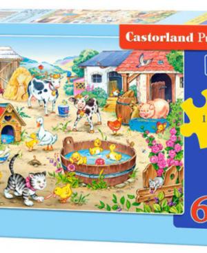Farm - puzzel 60 stuks - Castorland