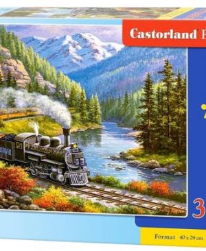Eagle river - puzzel 300 stuks - Castorland