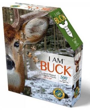 I am Buck - puzzel 300 stuks - Madd Capp puzzles