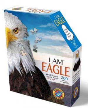 I am Eagle - puzzel 300 stuks - Madd Capp puzzles