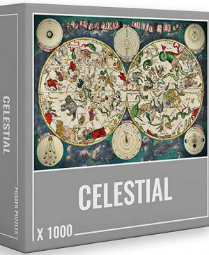 Celestial - puzzel 1000 stuks - Cloudberries