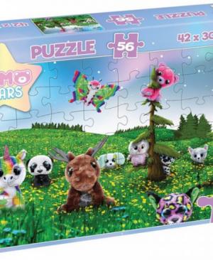 Lumo stars 55851 - puzzel 56 stuks - Tactic