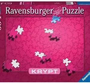 Krypt Pink - puzzel 654 stuks - Ravensburger 165643