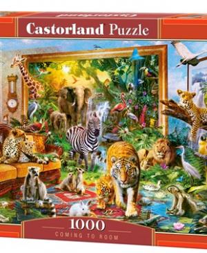 Coming to room - puzzel 1000 stuks - Castorland - 104321(2)