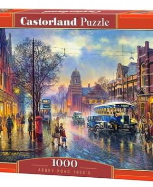 Abbey Road 1930'S - puzzel 1000 stuks - Castorland - 1044992