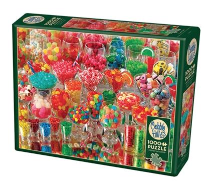 Candy Bar - puzzel 1000 stuks - Cobble Hill - 80142