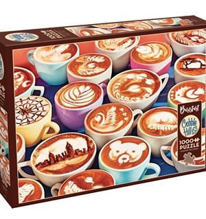 Barist Art - puzzel 1000 stuks - Cobble Hill - 80238