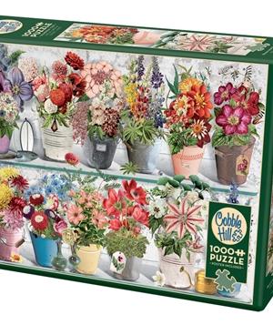 Beaucoup Bouquet - puzzel 1000 stuks - Cobble Hill - 80258