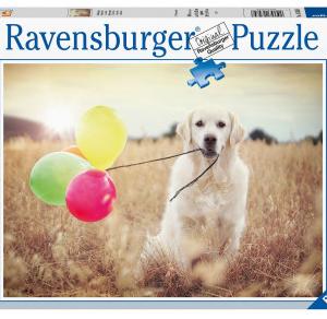 Ballonnenparty - puzzel 500 stuks - Ravensburger 165858